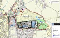 PA14/00532 | Hayle Shopping Park And Marsh Lane Nature Reserve Marsh Lane