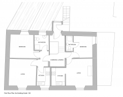 Email with Amended Plans - Fist Floor