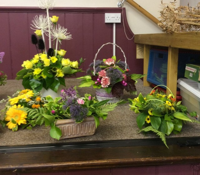 Special Floral Hobby Afternoons June 2015 part four