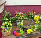 Flower arranging led by Lynne March 2018 - photo 2