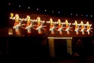 9 Ladies Dancing 2013