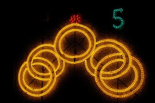 5 Gold Rings 2013